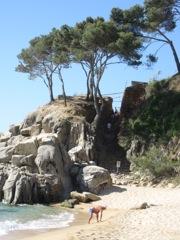 CalaGogo strand