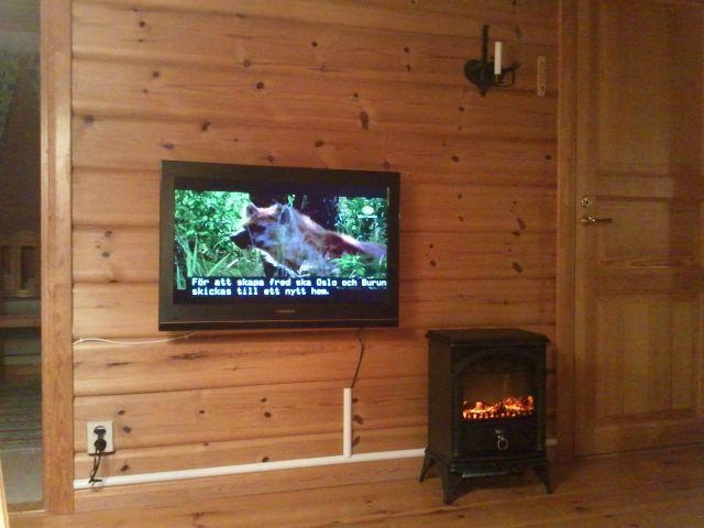 Nya TV lösningen