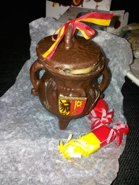 Chokladkruka